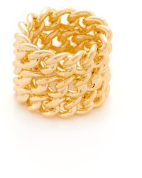 Amber Sceats - Bodhi Ring - Lyst