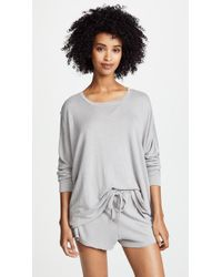 Honeydew Intimates - Starlight French Terry Lounge Sweatshirt - Lyst