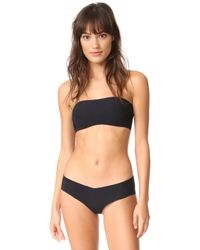 Commando - Double Take Collection Lace Bandeau - Lyst