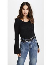BB Dakota - Jack By Regine Bell Sleeve Sweater - Lyst