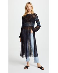 Free People - Sweet Sunny Days Tunic - Lyst