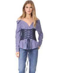 Fame & Partners - The Aldridge Shirt - Lyst