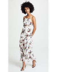 Marissa Webb - Everleigh Print Dress - Lyst