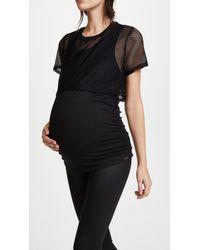 Koral Activewear | Flex Maternity Top | Lyst