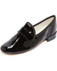 Repetto - Michael Loafers - Lyst