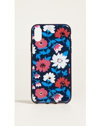 Kate Spade - Crystal Daisy Iphone X Case - Lyst