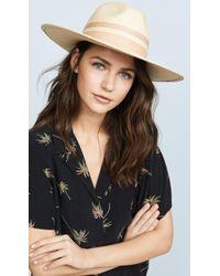 Janessa Leone - Phoebe Hat - Lyst