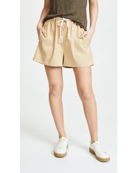 Vince - Rope Tie Shorts - Lyst