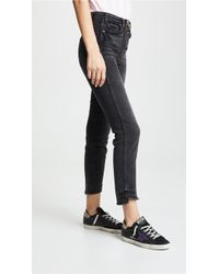 McGuire Denim - Slim Jeans With Exposed Zippers - Lyst