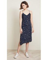 AG Jeans - Scarlett Slip Dress - Lyst
