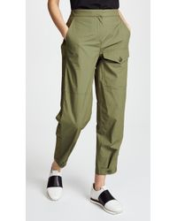 Rag & Bone - Marion Snap Trousers - Lyst