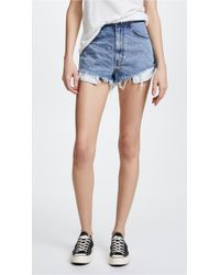 Ksubi - Clas-sick Cut Denim Shorts - Lyst
