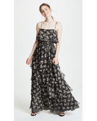 JILL Jill Stuart - Tiered Dress - Lyst