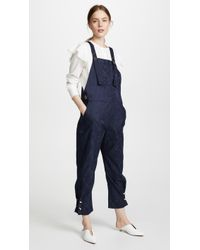 Mother Of Pearl - Frankie Overall Dungarees - Lyst