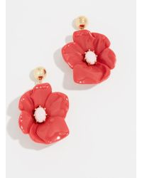 BaubleBar - Dahlia Flower Drop Earrings - Lyst
