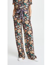 FRAME - Easy Trousers - Lyst