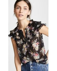 Rebecca Taylor - Bouquet Top - Lyst