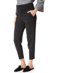 HATCH - High Waisted Ponte Pants - Lyst
