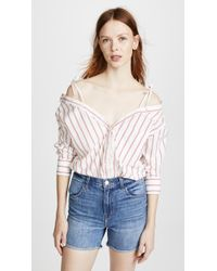 Joie - Alvina Button Down Shirt - Lyst