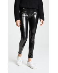 Blank NYC - Vinyl Pull On Leggings - Lyst