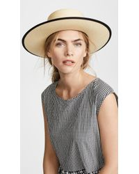 Janessa Leone - Willow Hat - Lyst