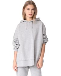 Les Girls, Les Boys - Oversized Hoodie - Lyst