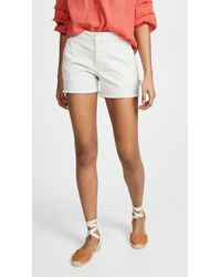 Nili Lotan - Carpenter Shorts - Lyst