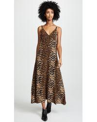 Line & Dot - Effie Dress - Lyst