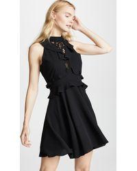 BB Dakota - In Love Ruffle Dress - Lyst