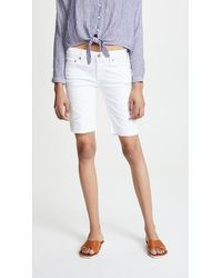 AG Jeans | The Nikki Shorts | Lyst
