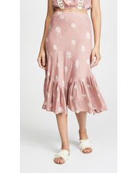 Cool Change - Floating Lilly Victoria Skirt - Lyst