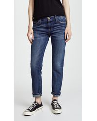 Current/Elliott - The Fling Jeans - Lyst
