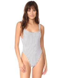 Same Swim - The Goddess One Piece - Lyst