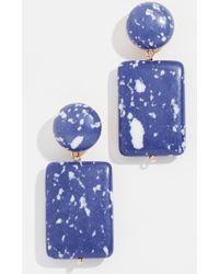Lele Sadoughi - Keepsake Stone Earrings - Lyst