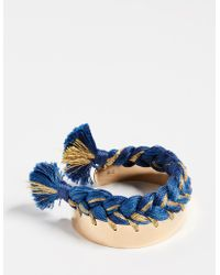 Aurelie Bidermann | Copacabana Bracelet | Lyst
