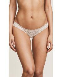 Hanky Panky - Signature Lace Brazilian Bikini - Lyst