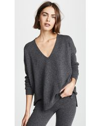 Eberjey - The Garconne Sleep Sweater - Lyst