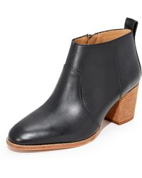 Madewell - Brenner Boots - Lyst