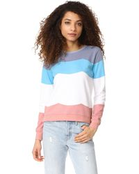 Sol Angeles - Sol Flag Pullover - Lyst