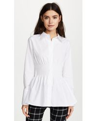 JOUR/NÉ - Waist Shirt - Lyst