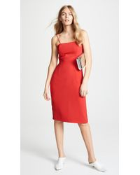 Amanda Uprichard - Sheldyn Dress - Lyst