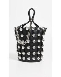 Alexander Wang - Roxy Cage Large Bucket Bag - Lyst