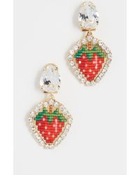 Shourouk - Lolita Bead Earrings - Lyst