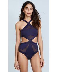 Kopper & Zink - Gomez Swimsuit - Lyst