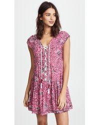 Poupette - Lucy Mini Dress - Lyst