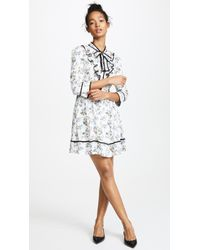 Re:named - Floral Dress - Lyst