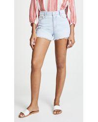 Hudson Jeans - Sade Cutoff Shorts - Lyst