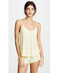 Eberjey - Love Letters Cami - Lyst