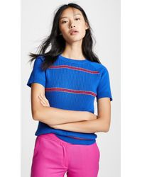 Paul Smith - Knit Short Sleeve Shirt - Lyst