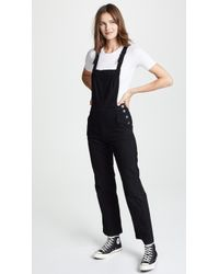 AG Jeans - Gwendolyn Overalls - Lyst